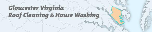 Gloucester Virginia Pressure Washing